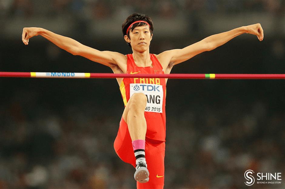 China's twerking high jumper Zhang retires at 28