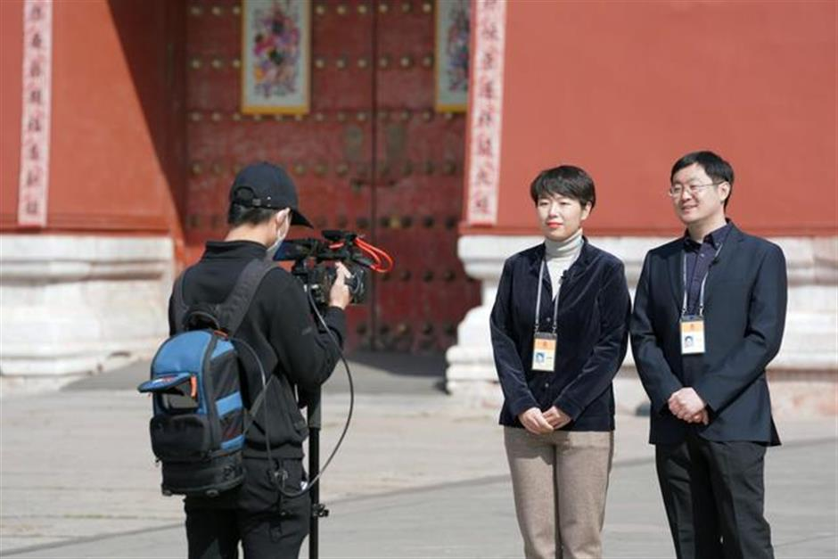 Millions go online to tour Forbidden City