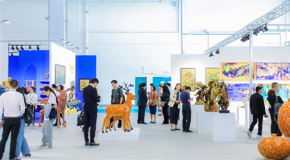 Art Plus Shanghai to launch online platform