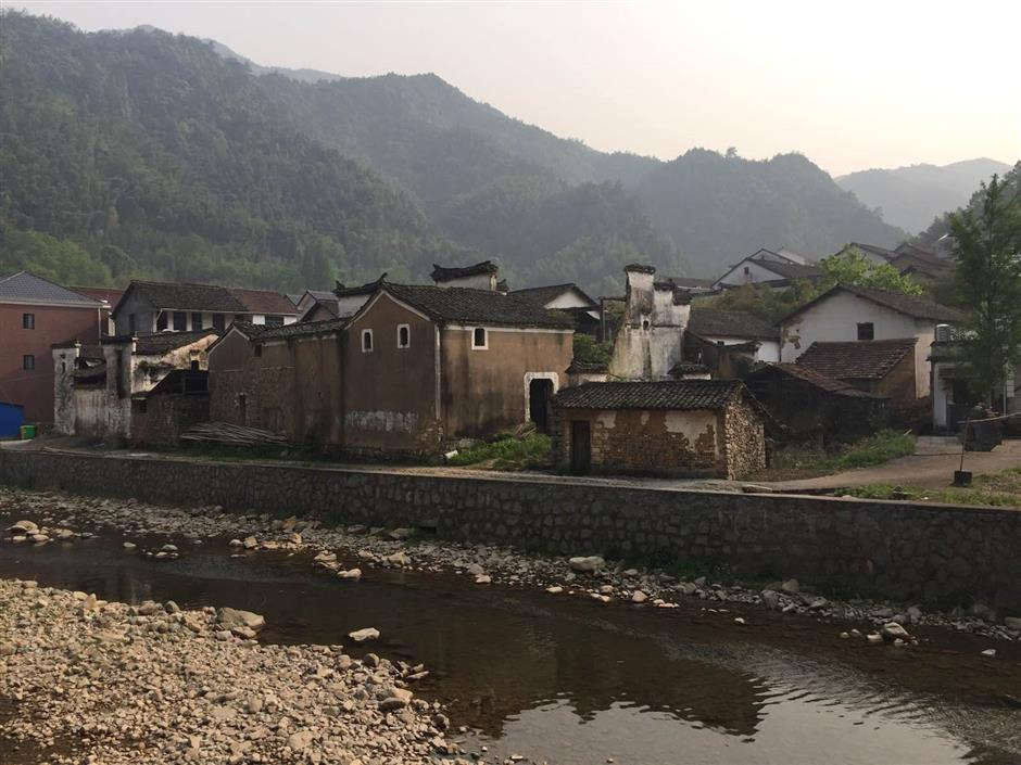 Traditional villages where time stands still