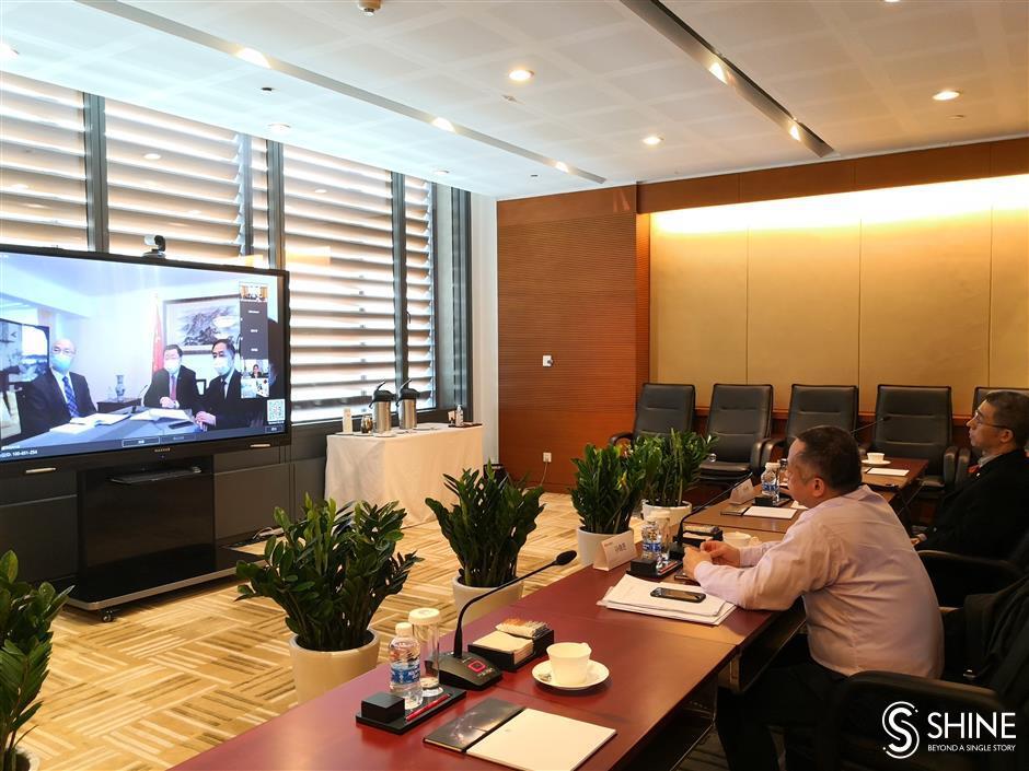 Slovakia's Chinese community briefed on coronavirus pandemic
