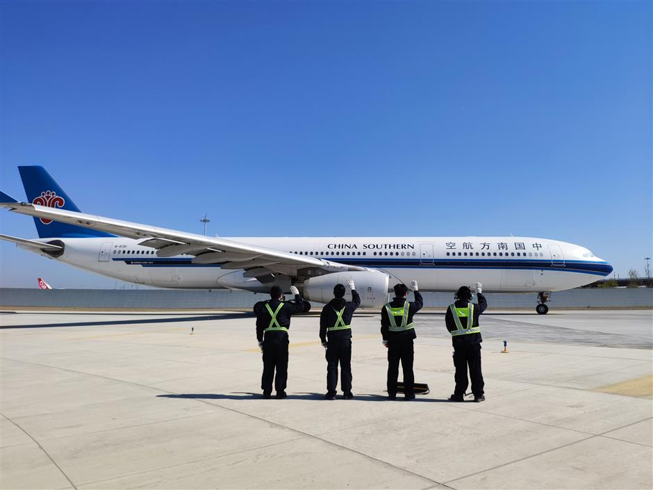 China Southern to fly from Hongqiao to new mega Daxing airport