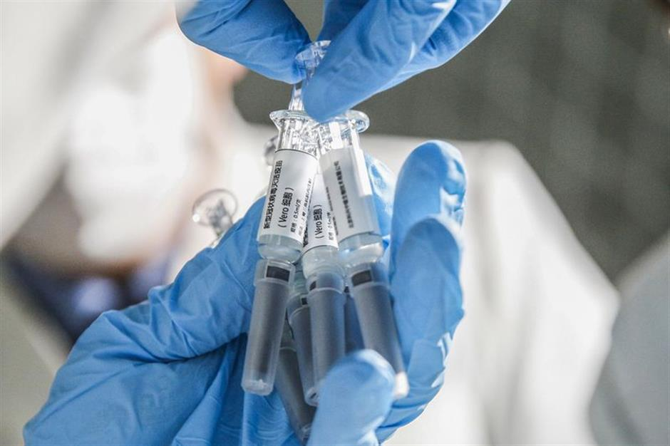 Indian firms working on vaccine for COVID-19
