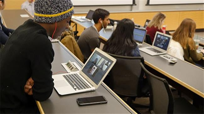 The Global Search for Education: Virtual Exchange Program Focuses on the Middle East and Africa