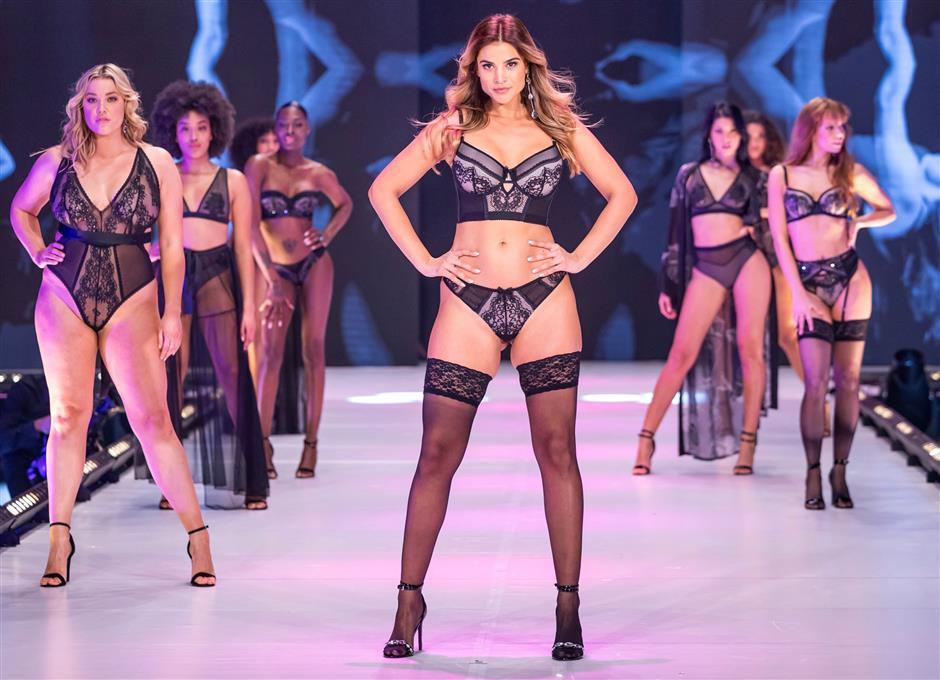 Lingerie and watches with a global twist