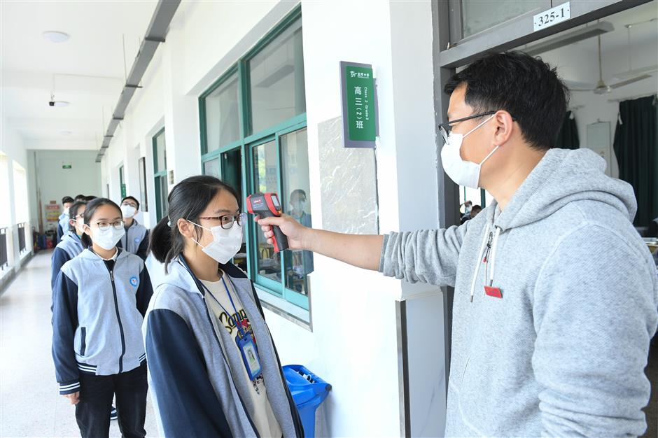 Safety in mind as students return to school