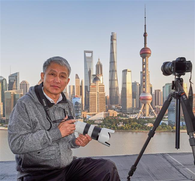 'So many memories!' The changing face of Shanghai's east bank