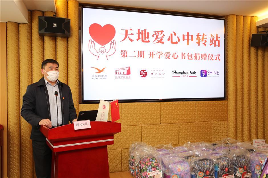 Families of coronavirus front-line medics rewarded by business community