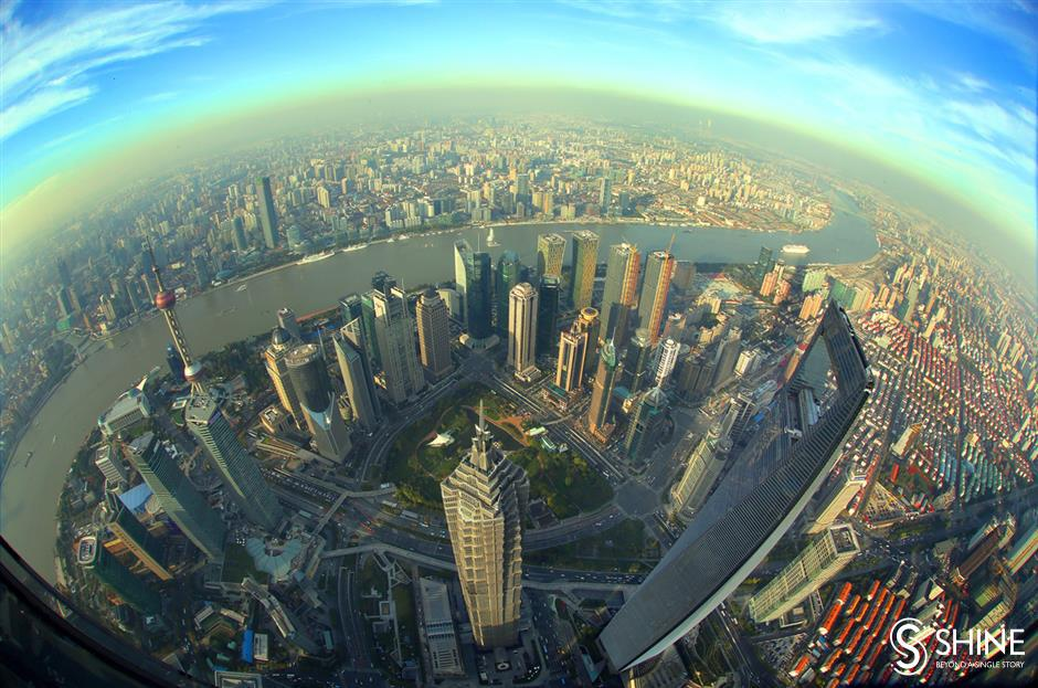 Unforgettable moments of the 30 prosperous years in Pudong