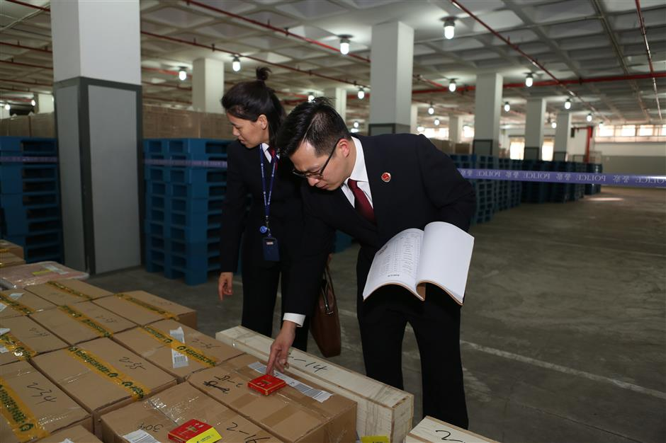 Increase in counterfeiters moving abroad