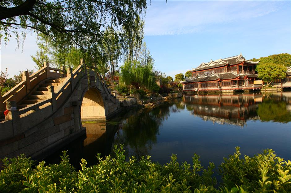 Competition focuses on Minhang attractions