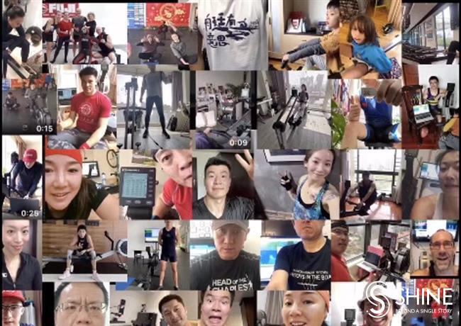 Online resources help minds, bodies stay fit amid confinement