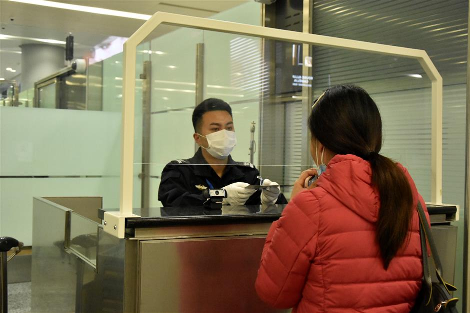 Hongqiao airport focuses on safety as travel picks up