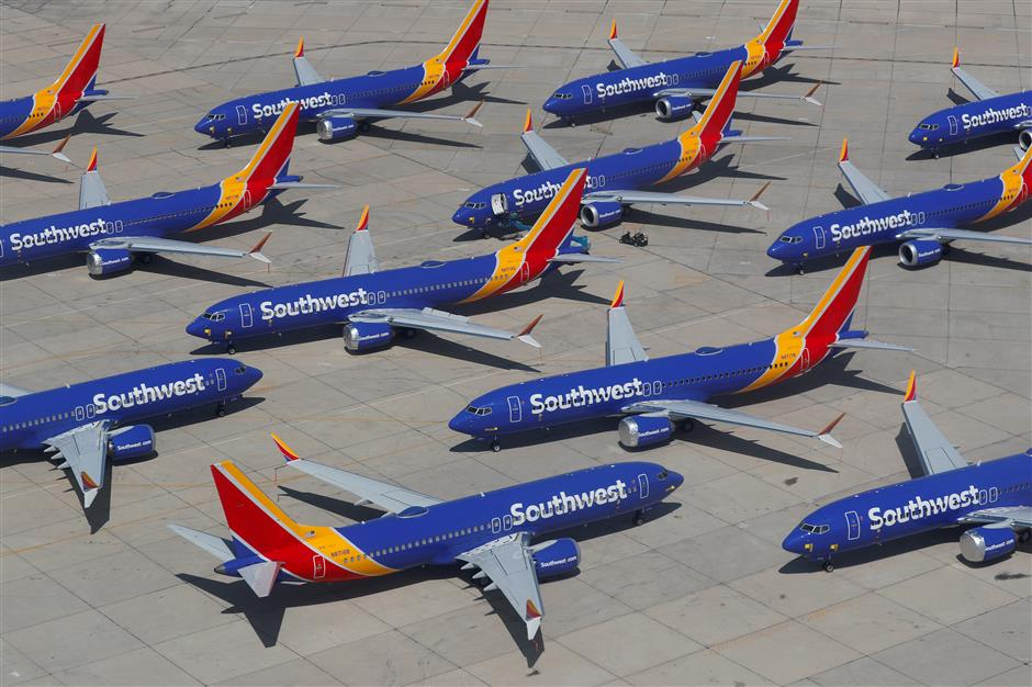 Boeing to cut staff, plane output as pandemic batters airline industry