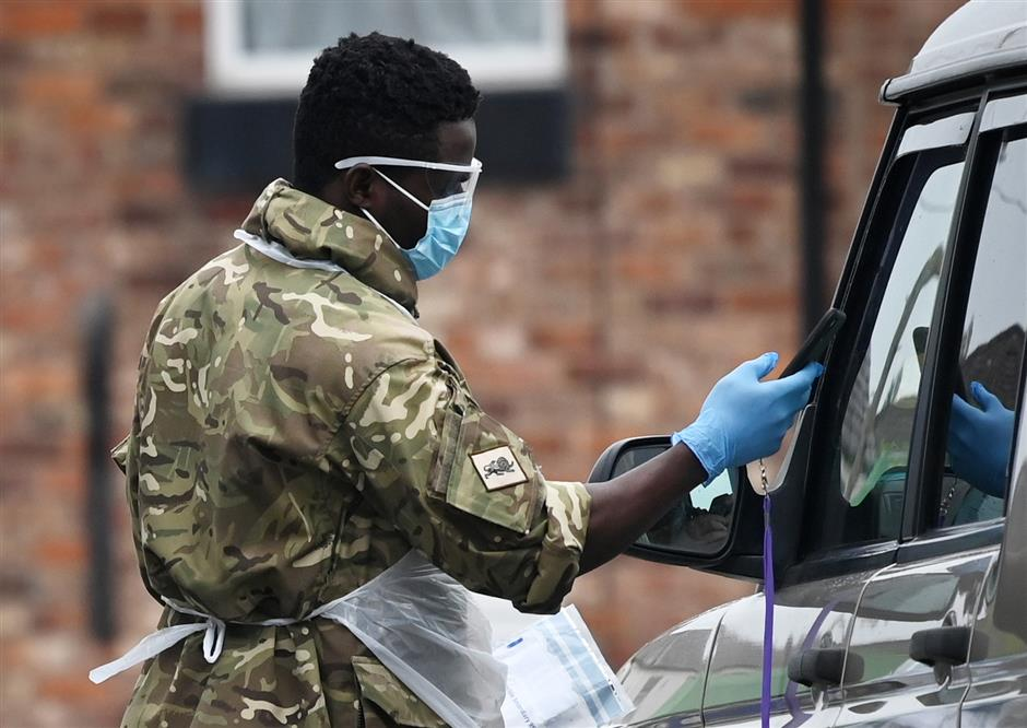 Shocking data shows United Kingdom coronavirus death toll has hit grim new milestone