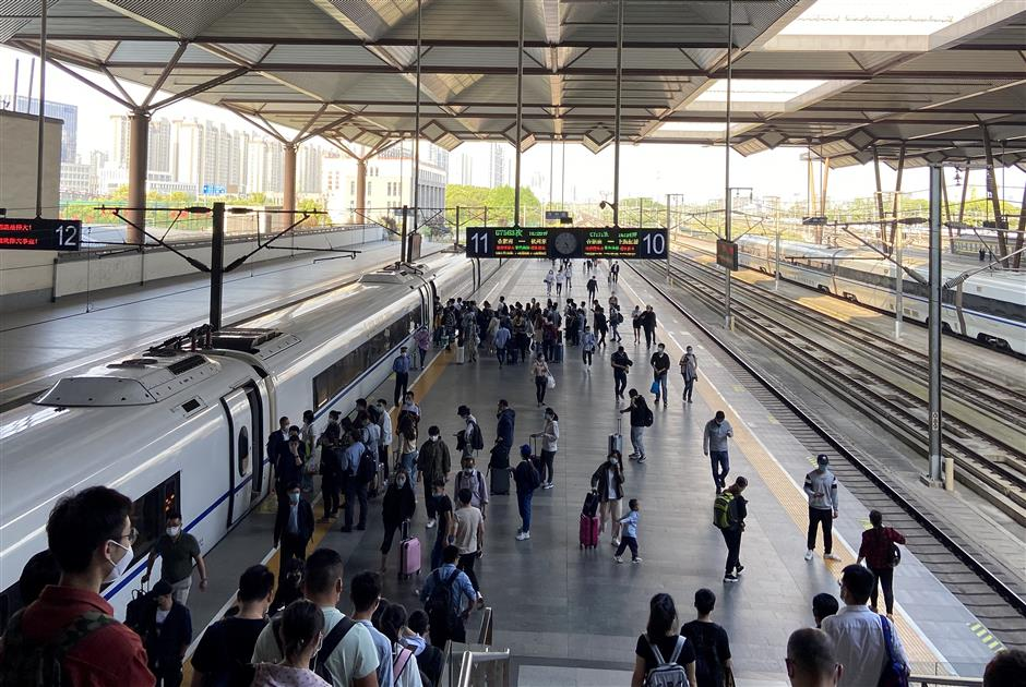 Nearly 8 million regional rail trips recorded in just six days