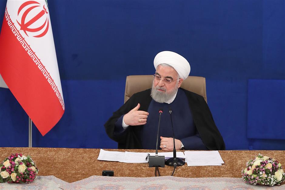 Iran warns US of crushing response in case of arms embargo extension