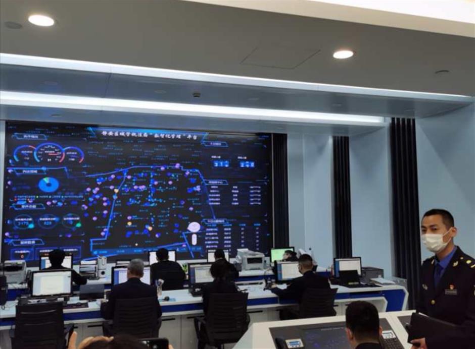 New technology improving urban management
