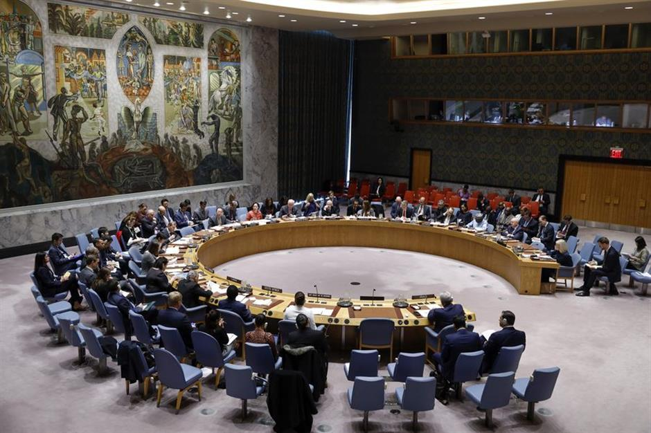 US prevents UN Council vote on pandemic truce: diplomats