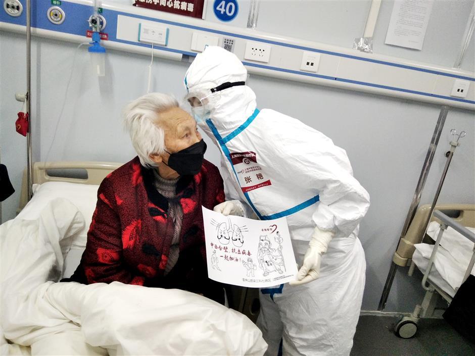 Dedicated Yueyang Hospital nurse honored