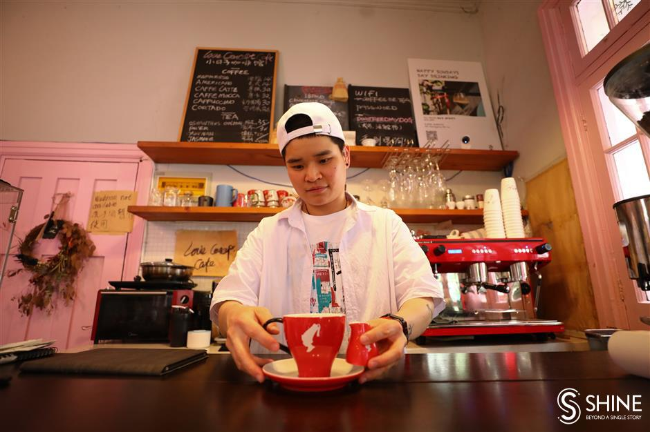 'Silent baristas' find respect and hope for better lives
