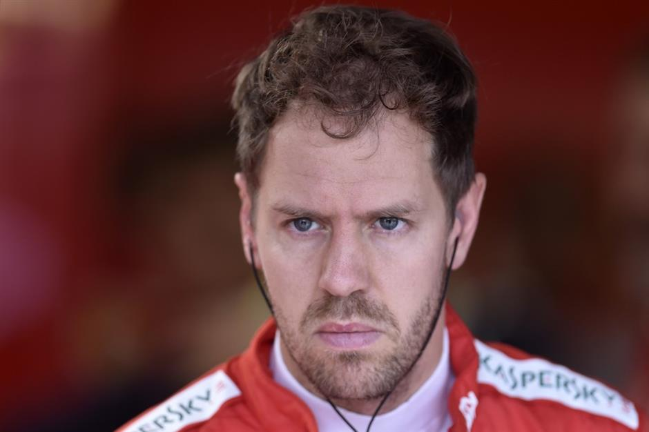 Vettel to quit Ferrari at end of season after contract talks break down