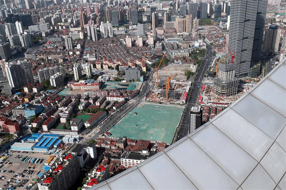 The historic North Bund to be transformed with a futuristic look
