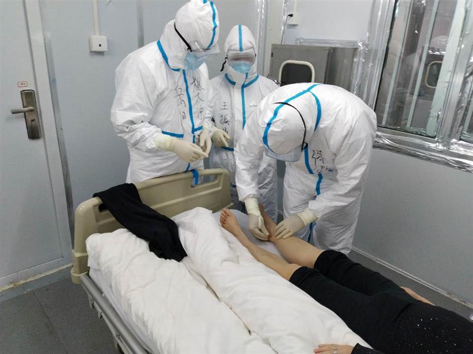 TCM effective weapons to defeat coronavirus epidemic in Wuhan