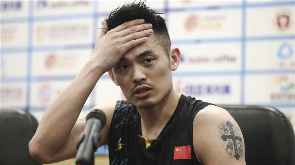 Malaysia's Lee says tough for Lin to qualify for Olympics