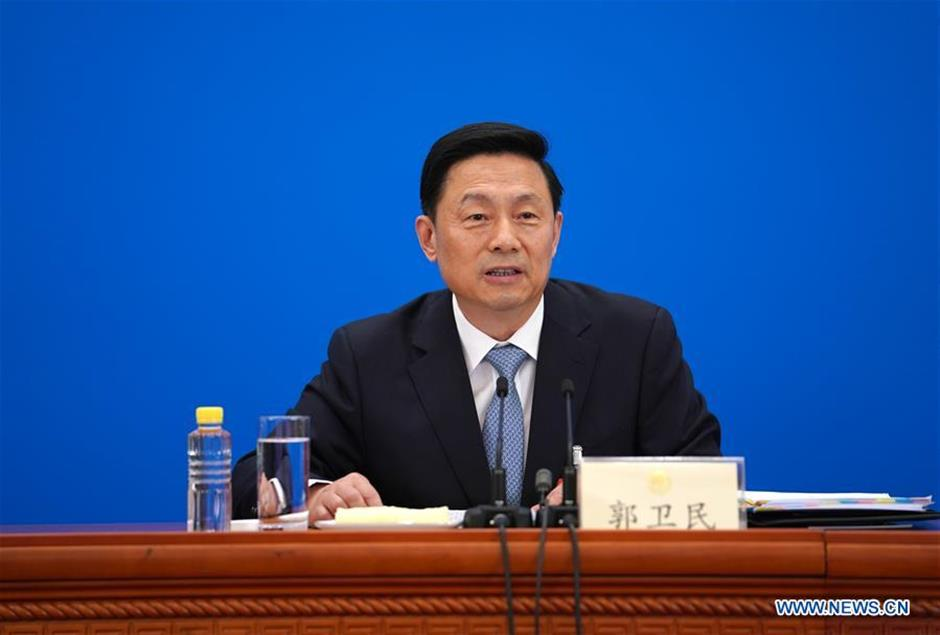 Smearing China over COVID-19 won't succeed: spokesperson