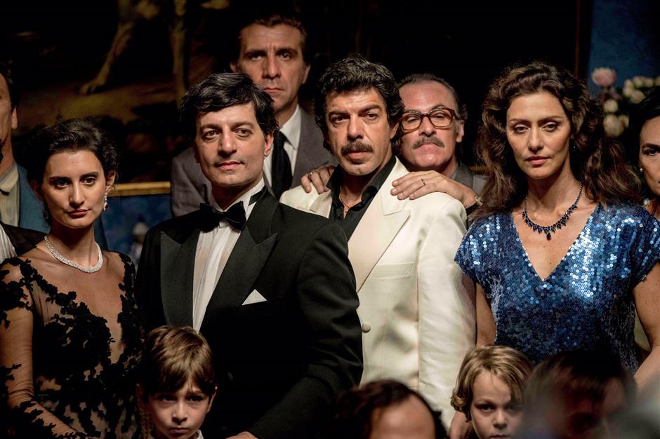 'The Traitor' dominates Italian film festival