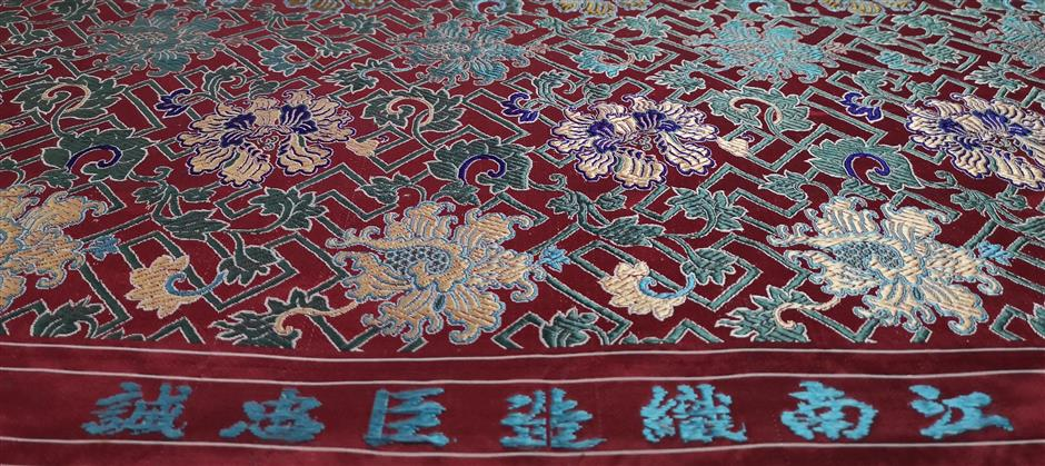 Huzhou treasures go on display in Shanghai
