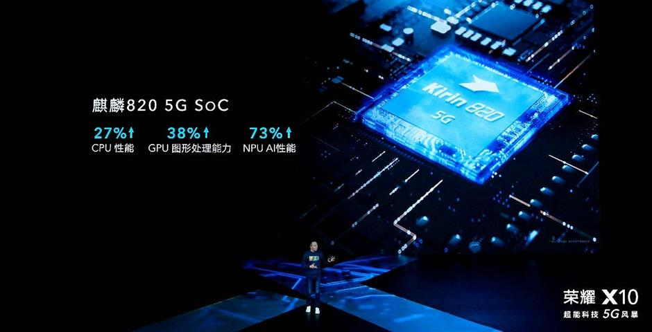 China's 5G development faster than expected
