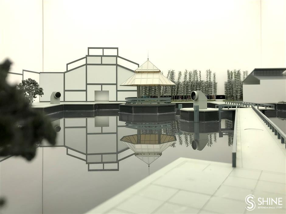 Suzhou Museum stages art event in local mall