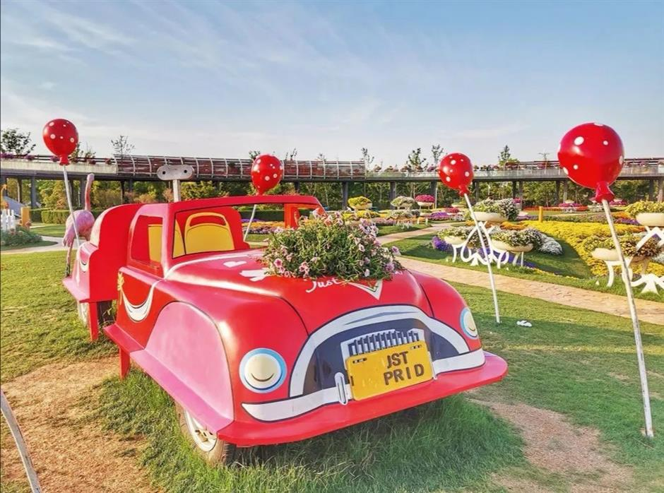 Shanghai attractions gear up for Children's Day