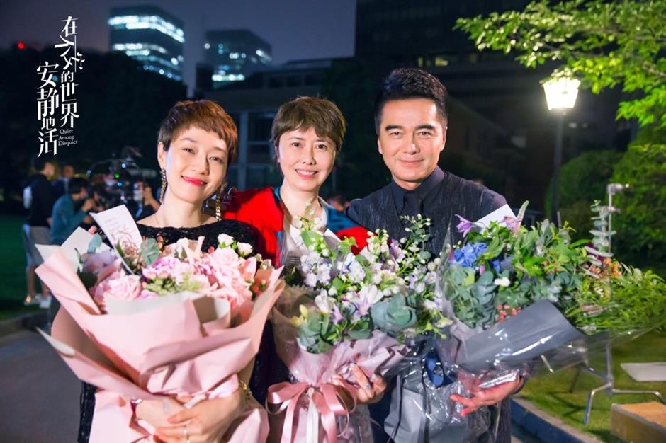 Fashion magazine drama completes Shanghai filming