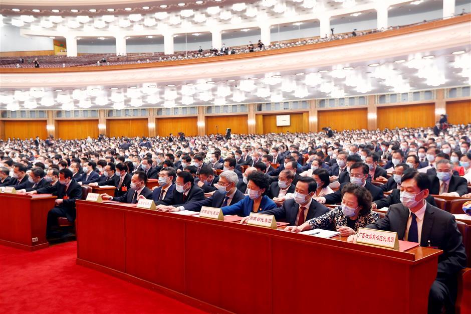 Legislature backs Hong Kong security bill