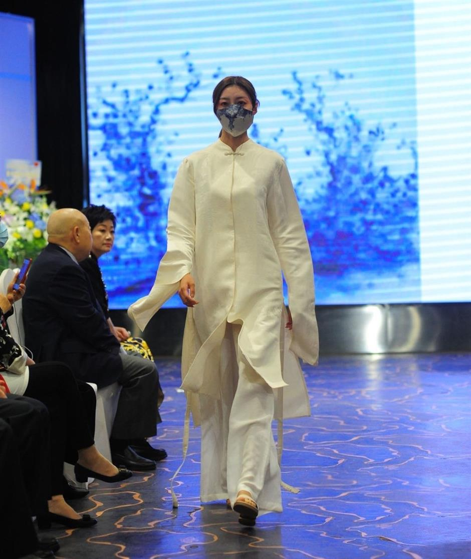 Sino-Italian fashion event focuses on unity, resilience