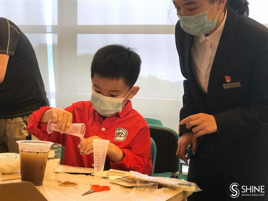 Museums offer special Children's Day gifts