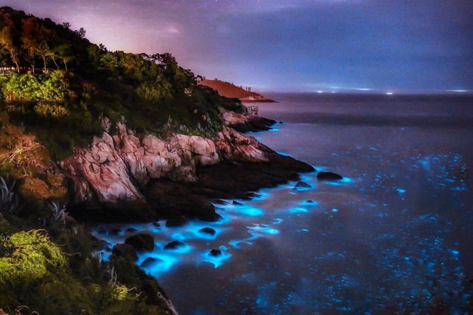 Island-hopping among natural wonders in Taiwan