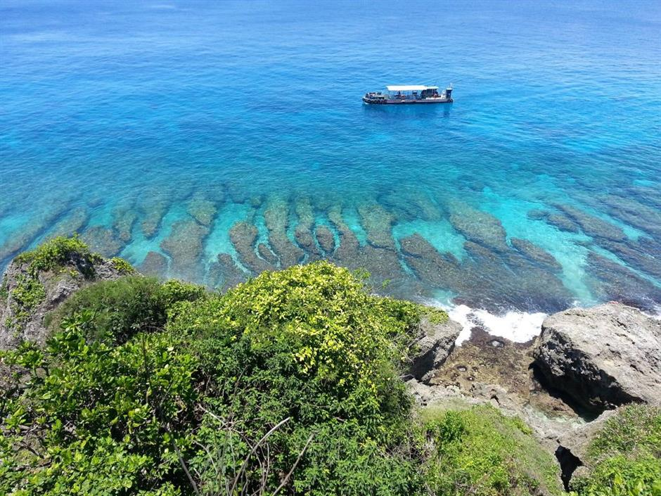 Little Liuqiuhas it all: A dive into coral reefs and luscious seafood