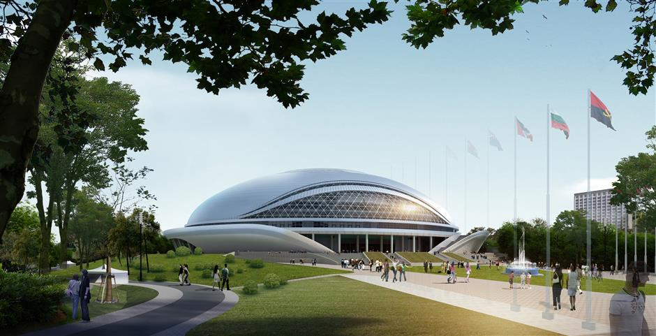 Hangzhou prioritizes green construction for Asian Games