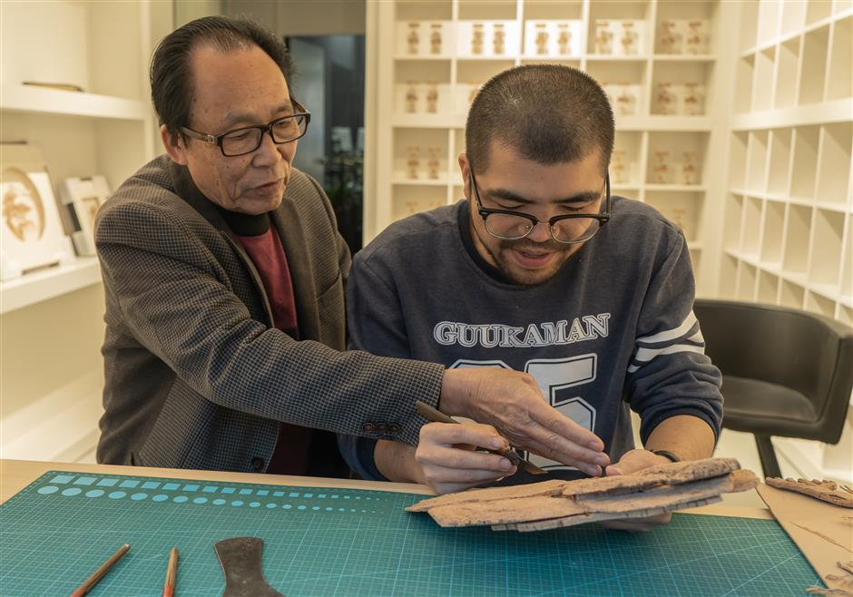 Artisans turn cork from everyday item into delicate works
