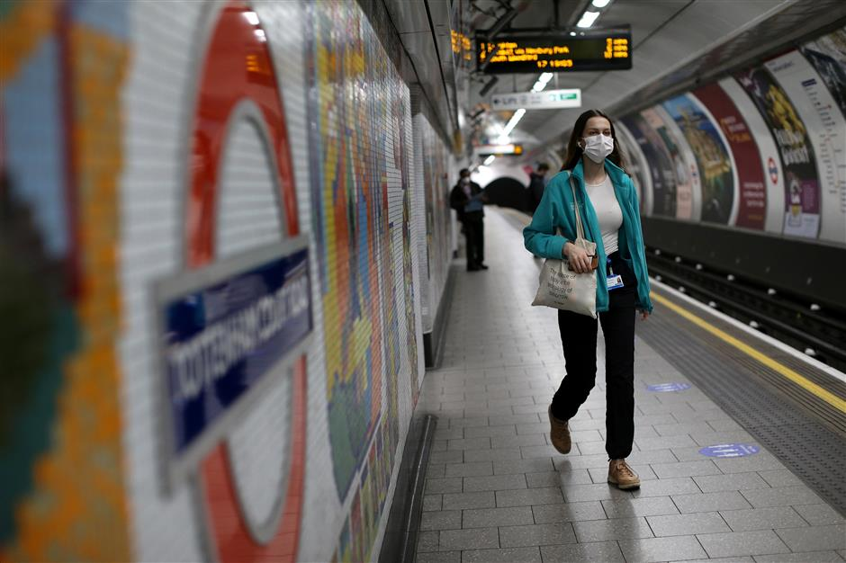 Face coverings to be mandatory on public transport in England as UK COVID-19 deaths hit 39,904