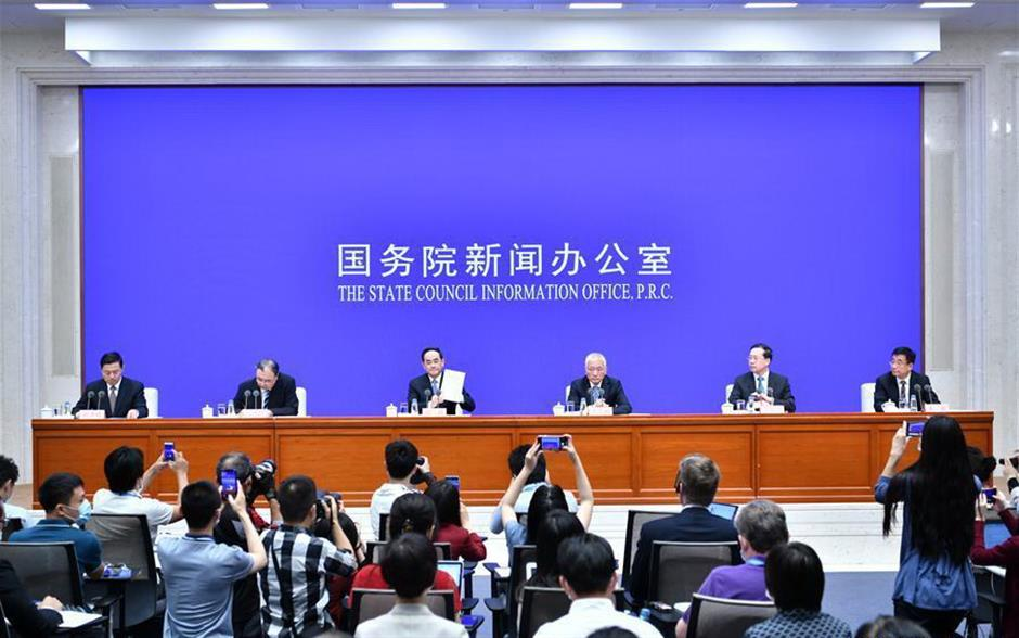 China publishes white paper on fight against COVID-19