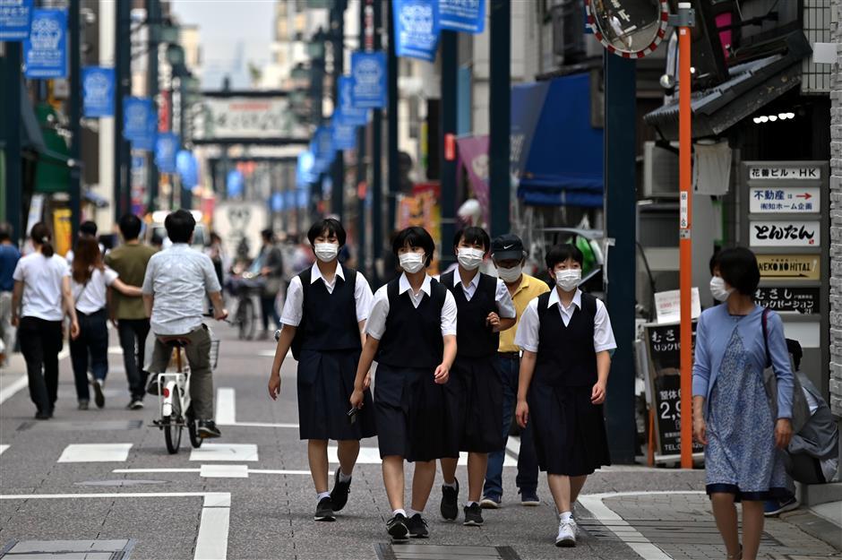 Japan braces for worst postwar crash amid virus