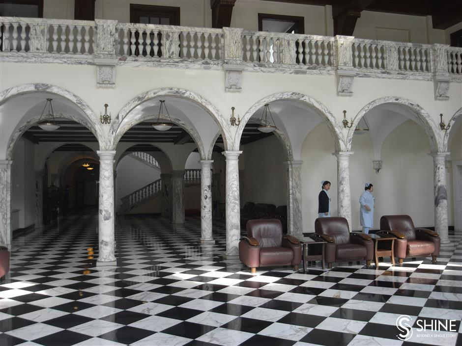 US merchant's Country Hospital a 'magnificent gift' to old Shanghai