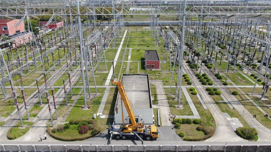 State Grid Shanghai confirms stability of power supply over summer