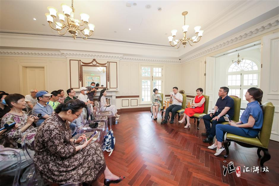 Huju Opera is on song in century old villa