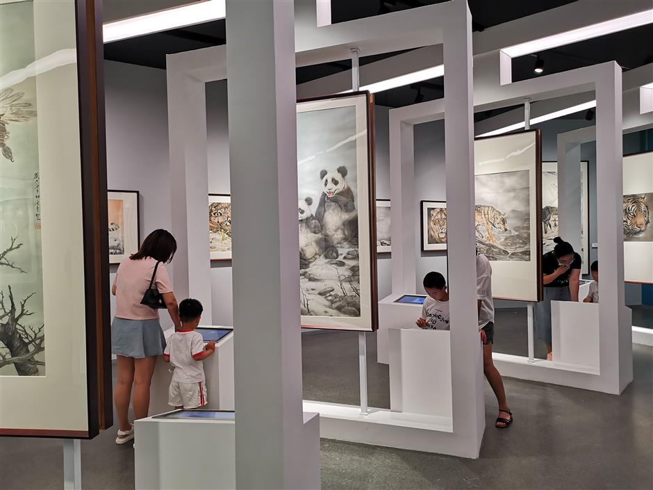 Human, animal health linked in new exhibition